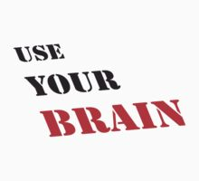 Use Your Brain Design by Style-O-Mat