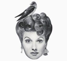 Lucille Bird Ball by ARTANGELL