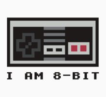 I Am 8-Bit by GregWR