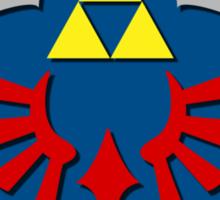 Triforce Sticker Sticker