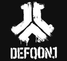 Defqon. 1 Logo and Text by Kontrabass32