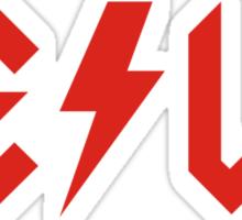 Tesla Sticker