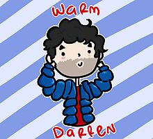 Warm Darren by saltyblack