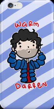 Warm Darren by saltyblack