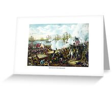 General Andrew Jackson -- Battle Of New Orleans Greeting Card
