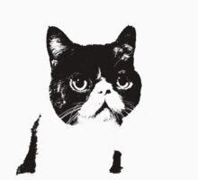 cat contemplating Kids Clothes
