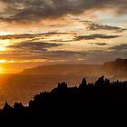 Christmas Island sunset by Chris  Arts