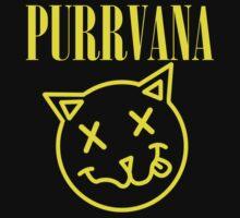 Purrvana Yellow by hunnydoll