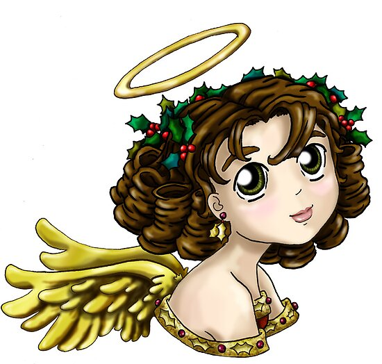 Holly Angel by thedustyphoenix