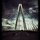 The Cooper River Bridge by Eva C. Crawford