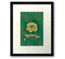 House Tyrell Framed Print