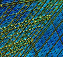 Windows and Reflections No.1058 by Randall Nyhof