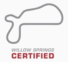Willow Springs International Raceway Certified by ApexFibers