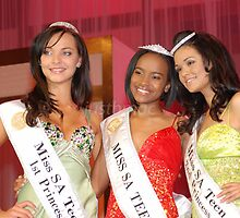 Miss South Africa 2007: Triple Crown by justbmac