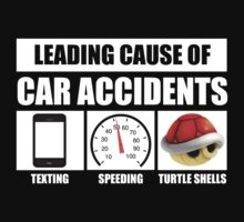 Leading Cause Of Car Accidents by ScottW93