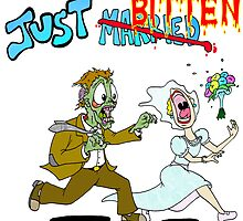 Zombie Wedding by Skree