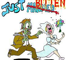 Zombie Wedding by Skree