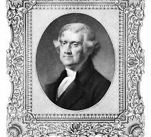 Thomas Jefferson by warishellstore