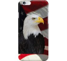 Mr. Bald Eagle iPhone Case/Skin