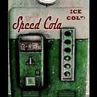 Speed Cola iPhone Case by CoolProducts278
