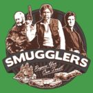 Smugglers Three (Solid Warm) by digital-phx