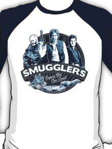 Smugglers Three (Solid) T-Shirt