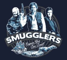 Smugglers Three by digital-phx