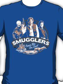 Smugglers Three (Warm) T-Shirt