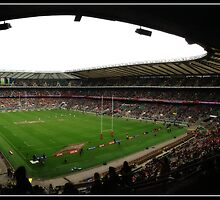 Twickenham Stadium by CraigSev