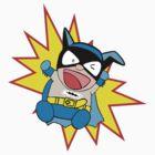 Bat Pop! by sashakeen