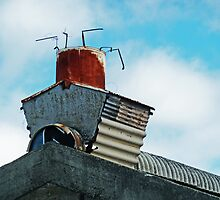 THE DIY Chimney  by PictureNZ