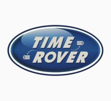 Doctor Who: Time Rover (Blue) Kids Clothes