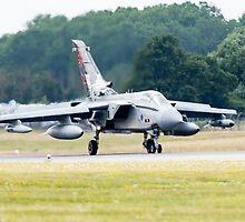 "RAF ""Dambusters"" GR4 Tornado by Simon Hills"