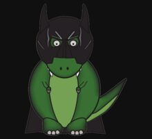 Rexy Batman by CarlDeaves