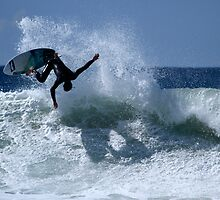 My Fave Of The Day At Duranbah Beach 27.07.2013 by Noel Elliot