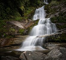 Depot Creek Falls by Brad Grove