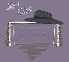 Jew Goal - Football FIFA. by LukeSimms