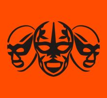 Lucha Libre by Cheesybee