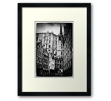 Edinburgh. Framed Print