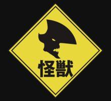 "Kaiju ""Strange Creature"" Warning by W4rnings"
