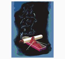 Smokin' by sashakeen