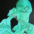 Voldemort- Horcrux by JackofallTrades
