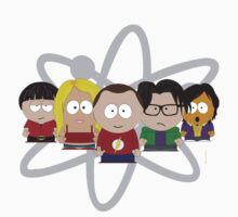 The Big Bang Theory by StaceyN