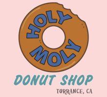 Holy Moly Donut Shop by GilbertValenz