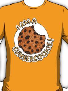 Cumbercookie of the Cumberbatch! T-Shirt