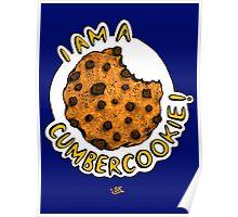 Cumbercookie of the Cumberbatch! Poster