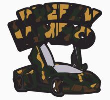 Breezy Lambo | Military Camo by LeonaCalif