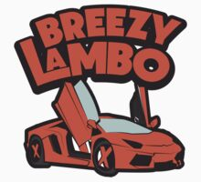 Breezy Lambo | Orange by LeonaCalif