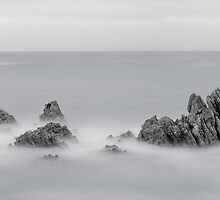 Cape Rocks by Garth Smith