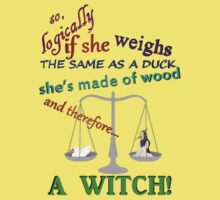 A WITCH! T-Shirt